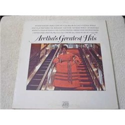 Aretha Franklin - Aretha's Greatest Hits LP Vinyl Record For Sale