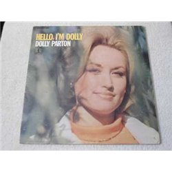 Dolly Parton - Hello, I'm Dolly LP Vinyl Record For Sale