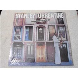 Stanley Turrentine - Everybody Come On Out LP Vinyl Record For Sale