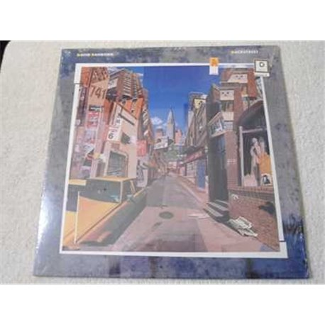 David Sanborn - Backstreet LP Vinyl Record For Sale