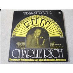 Charlie Rich - The Sun Story Vol. 2 LP Vinyl Record For Sale