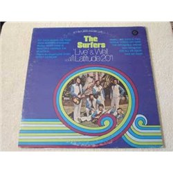 The Surfers - Live And Well LP Vinyl Record For Sale