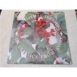 Avon - Christmas Treasury LP Vinyl Record For Sale