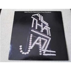 All That Jazz - Music From The Original Motion Picture Soundtrack LP Vinyl Record For Sale