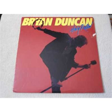 Bryan Duncan - Holy Rollin LP Vinyl Record For Sale