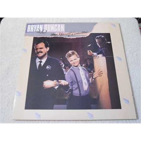 Bryan Duncan - Have Yourself Committed LP Vinyl Record For Sale