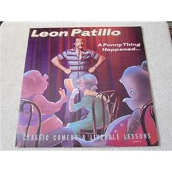 Leon Patillo - A Funny Thing Happened LP Vinyl Record For Sale