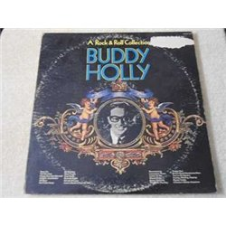 Buddy Holly - A Rock & Roll Collection LP Vinyl Record For Sale