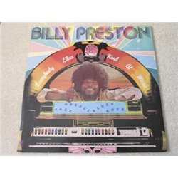 Billy Preston - Everybody Likes Some Kind Of Music LP Vinyl Record For Sale