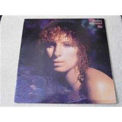 Barbra Streisand - Wet LP Vinyl Record For Sale
