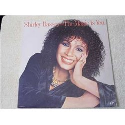 Shirley Bassey - The Magic Is You LP Vinyl Record For Sale