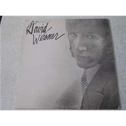 David Werner - Imagination Quota LP Vinyl Record For Sale
