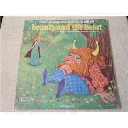 Beauty And The Beast - Tale Spinners For Children LP Vinyl Record For Sale