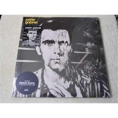 Peter Gabriel - III - The Third Solo Album LP Vinyl Record For Sale