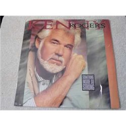 Kenny Rogers - Something Inside So Strong LP Vinyl Record For Sale