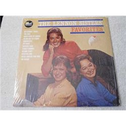 The Lennon Sisters - Favorites LP Vinyl Record For Sale