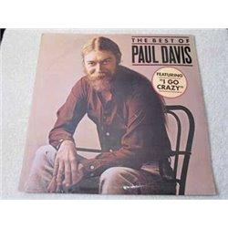 Paul Davis - The Best Of Paul Davis LP Vinyl Record For Sale