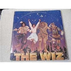 The Wiz - Original Motion Picture Soundtrack 2xLP Vinyl Record For Sale
