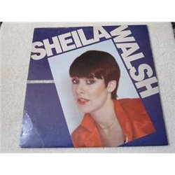Sheila Walsh - Future Eyes LP Vinyl Record For Sale
