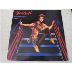 Sheila Walsh - Don't Hide Your Heart LP Vinyl Record For Sale