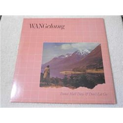 Wang Chung - Dance Hall Days & Don't Let Go LP Vinyl Record For Sale