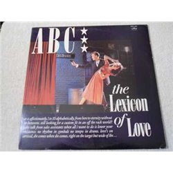 ABC - The Lexicon Of Love LP Vinyl Record For Sale