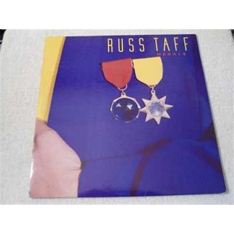 Russ Taff - Medals LP Vinyl Record For Sale