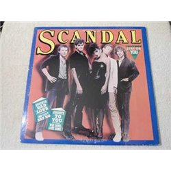 Scandal - Self Titled EP Vinyl Record For Sale