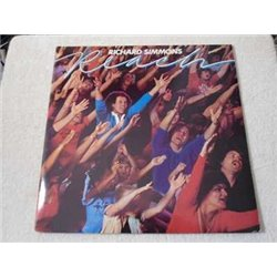Richard Simmons - Reach LP Vinyl Record For Sale