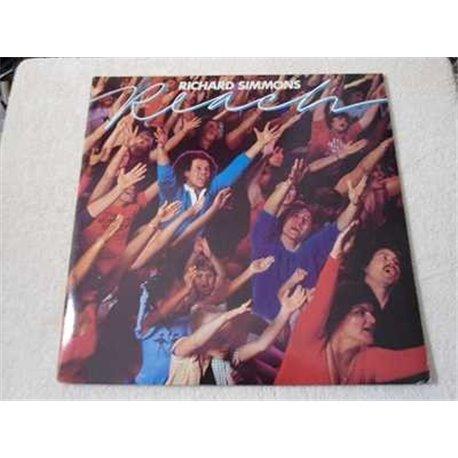 Richard Simmons - Reach LP Vinyl Record For Sale
