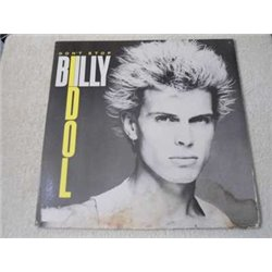 "Billy Idol - Don't Stop 12"" EP Vinyl Record For Sale"