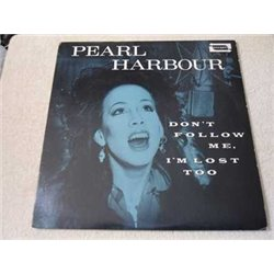 Pearl Harbour - Don't Follow Me, I'm Lost Too LP Vinyl Record For Sale