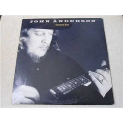 John Anderson - Greatest Hits LP Vinyl Record For Sale