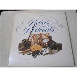 Songs Of Rebels And Redcoats - National Geographic Society LP Vinyl Record For Sale