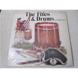 The Fifes And Drums Of Williamsburg LP Vinyl Record For Sale