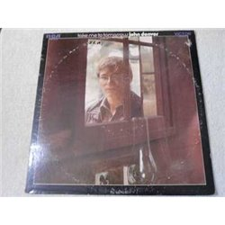 John Denver - Take Me To Tomorrow LP Vinyl Record For Sale