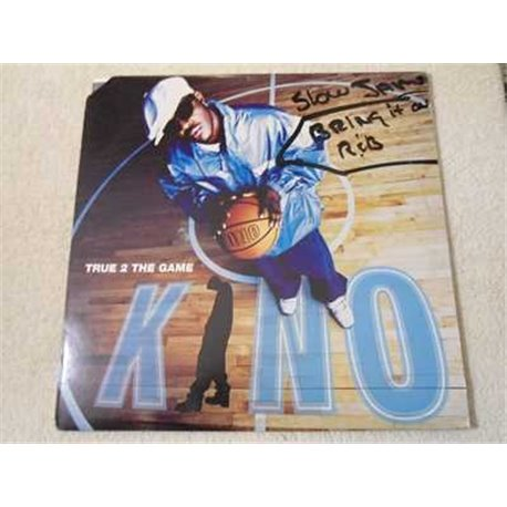 Kino Watson - True 2 The Game LP Vinyl Record For Sale