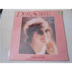 Diane Schuur - Schuur Thing LP Vinyl Record For Sale