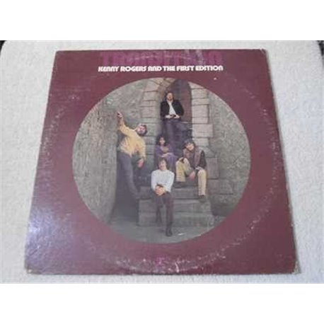Kenny Rogers & The First Edition - Transition LP Vinyl Record For Sale