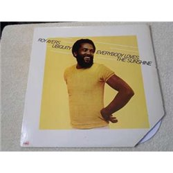 Roy Ayers Ubiquity - Everybody Loves The Sunshine LP Vinyl Record For Sale