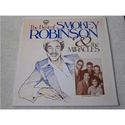 Smokey Robinson & The Miracles - The Best Of 2xLP Vinyl Record For Sale