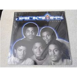 The Jacksons - Triumph LP Vinyl Record For Sale