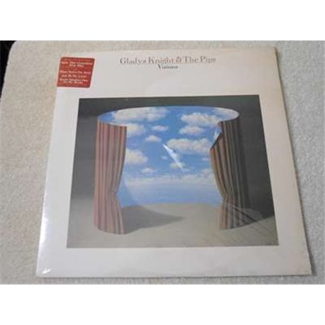 Gladys Knight & The Pips - Visions LP Vinyl Record For Sale