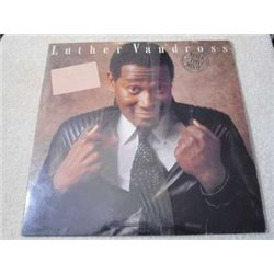 Luther Vandross - Never Too Much LP Vinyl Record For Sale