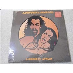 Ashford & Simpson - A Musical Affair LP Vinyl Record For Sale