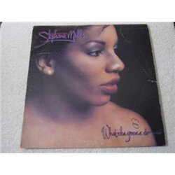 Stephanie Mills - Whatcha Gonna Do LP Vinyl Record For Sale