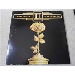 Rose Royce - In Full Bloom LP Vinyl Record For Sale