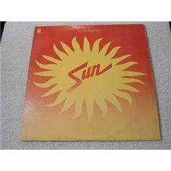 Sun - Live On Dream On LP Vinyl Record For Sale