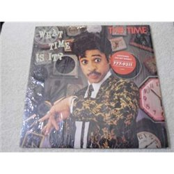 The Time - What Time Is It? LP Vinyl Record For Sale