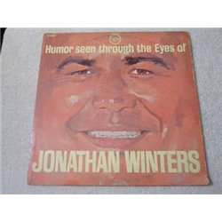 Jonathan Winters - Humor Seen Through The Eyes Of LP Vinyl Record For Sale